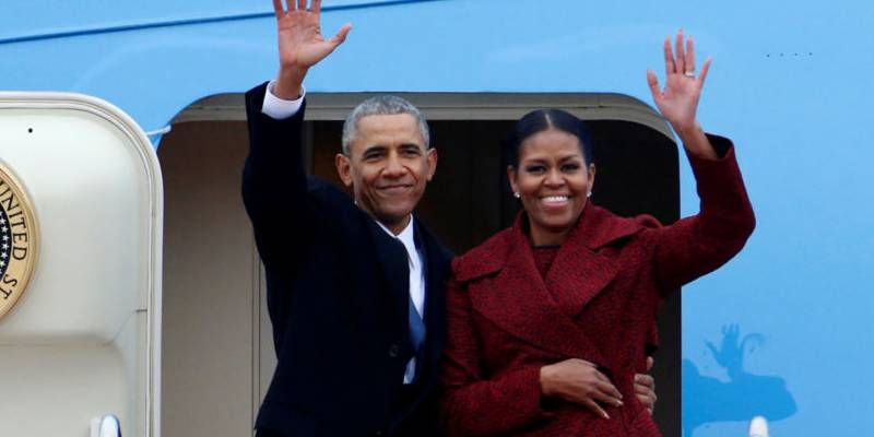 Obama's new home after presidency at a glance--(see pics)