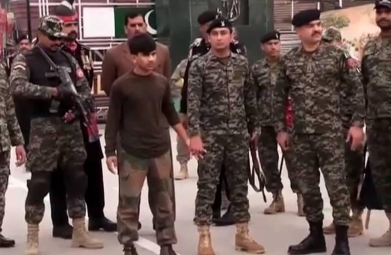 Pakistan returns Indian soldier Chandu Babulal in goodwill gesture