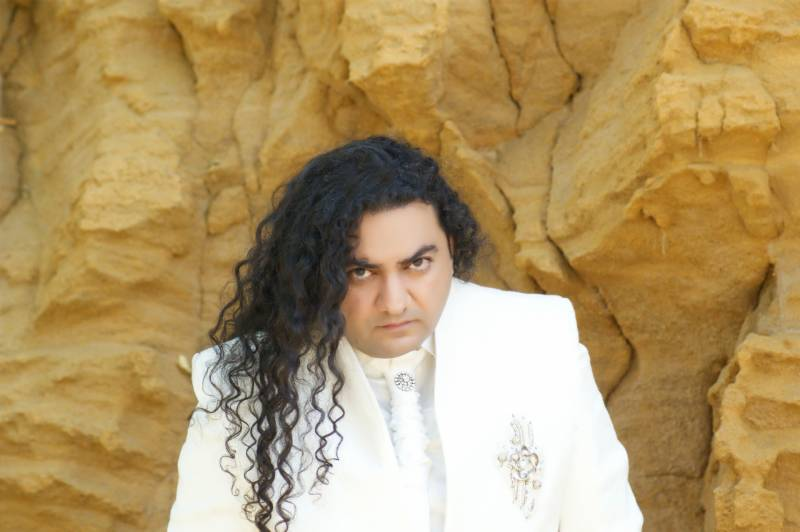 Taher Shah's 'Angel' bags mysterious award after Trump's inauguration