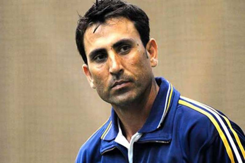 Younis Khan rules out retirement before completing 10,000 runs mark