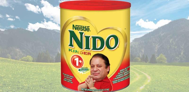 Zubaida Apa recommends Nawaz Sharif to try Nido 1+ to raise his immunity