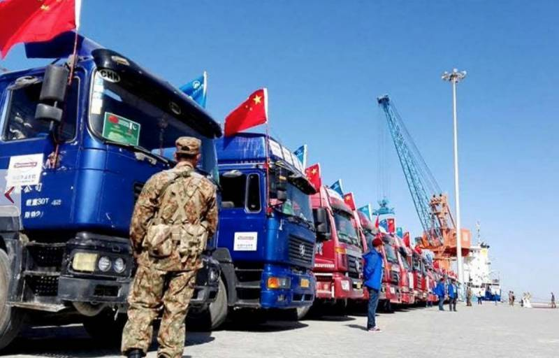 Special Security Division formed to guard CPEC projects