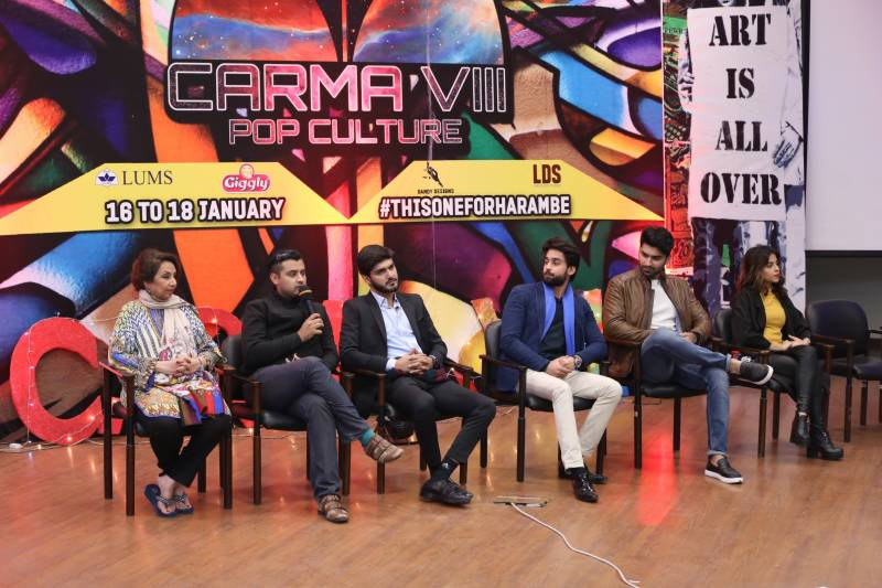 Lahore University of Management Sciences (LUMS) recently hosted CARMA VIII