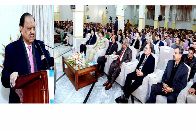 President Mamnoon calls for modernizing education system to meet national objectives