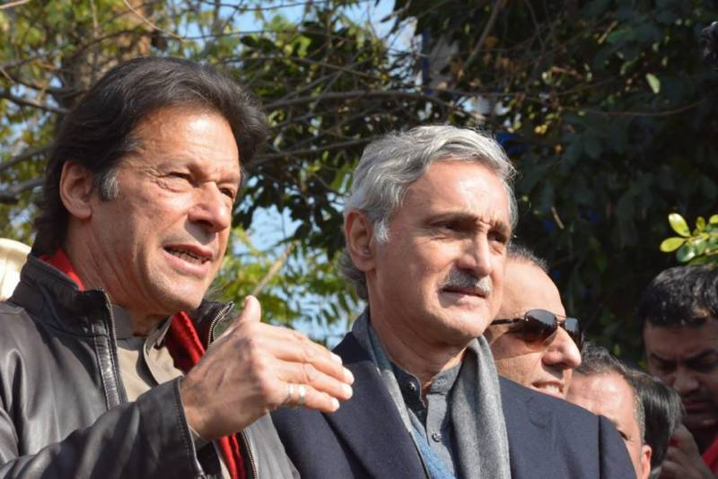 PTI stalwart Jahangir Tareen's family has been exchanging gifts worth Rs1,647 million with each other under Imran Khan's nose