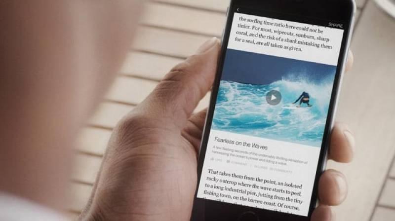 Facebook blocks fake news by adjusting 'trending' algorithm
