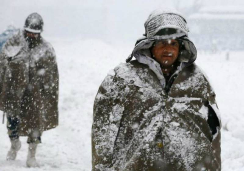 Himalaya avalanches kill 10 Indian soldiers in Occupied Kashmir