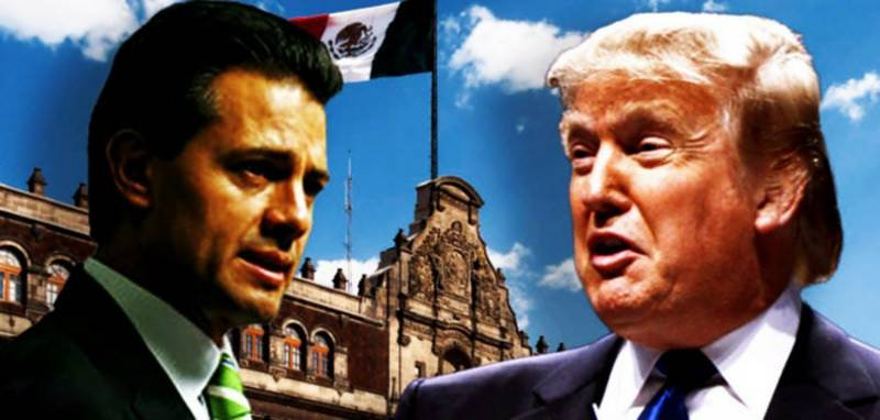 'Mexico will not pay for any wall', Pena Nieto hits back at Trump's barrier plan in video message