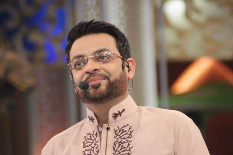 Pemra mutes Amir Liaquat Hussain - for hate mongering
