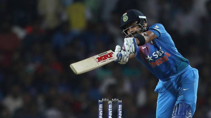 2nd T20I: India beat England by 5 runs, level series 1-1