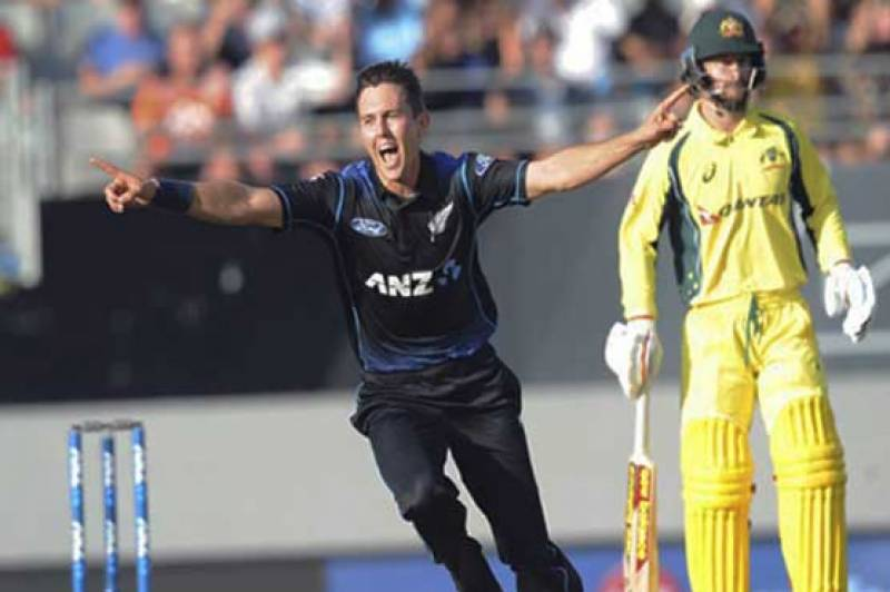 1st ODI: New Zealand beat Australia by six runs