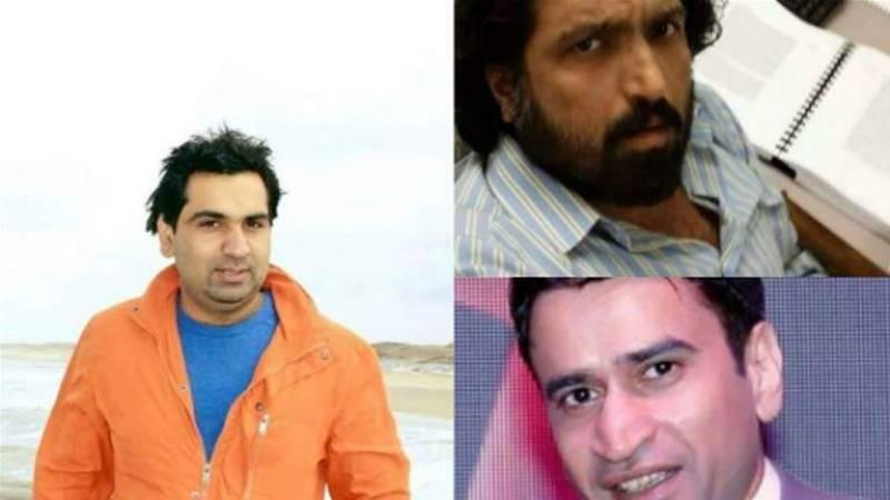 Family of missing activist receives death threats allegedly from Lashkar-e-Jhangvi