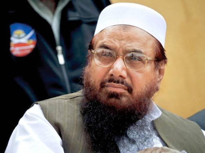 Jamat-ud-Dawa chief Hafiz Saeed placed under house arrest
