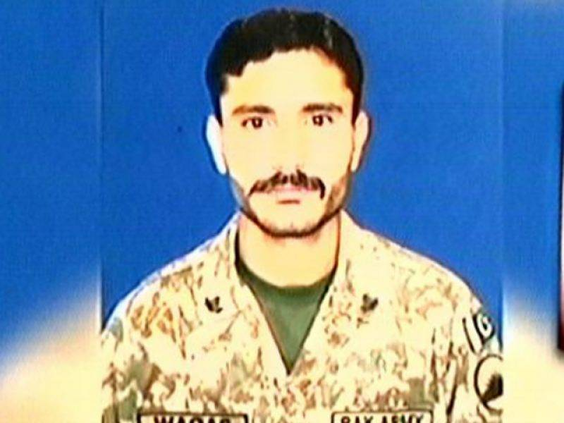Pakistani soldier hit by terrorists succumbs to injures