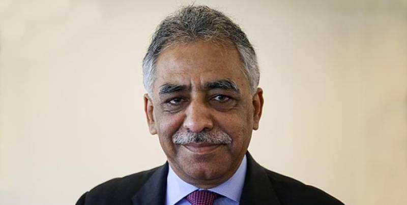 PML-N's Zubair Umar wins race for 32nd Sindh Governor