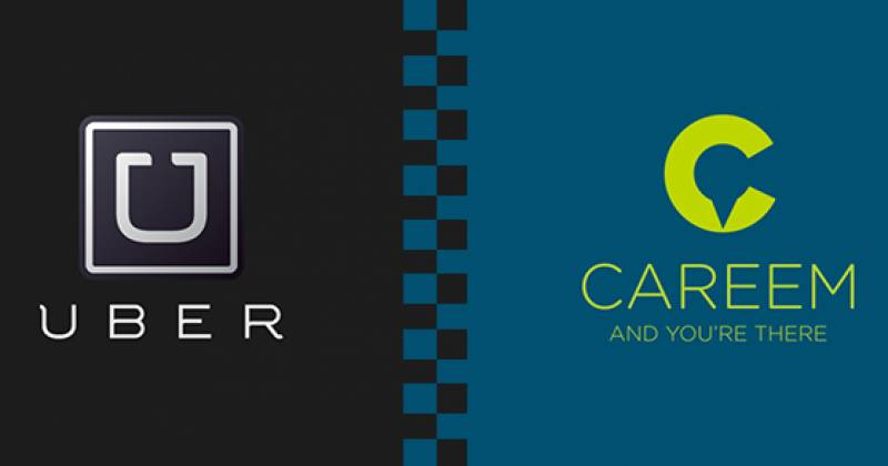 Uber, Careem services banned in Lahore: Govt notification
