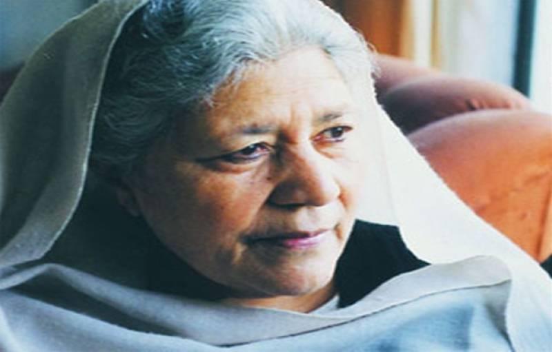 Renowned novelist, short story writer Bano Qudsia dies at 88