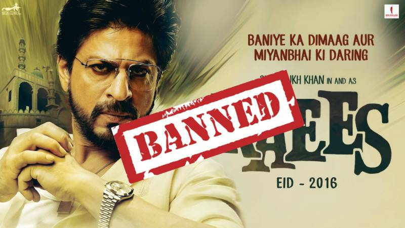 'Raees' film finally banned in Pakistan just as Daily Pakistan reported 3 days ago
