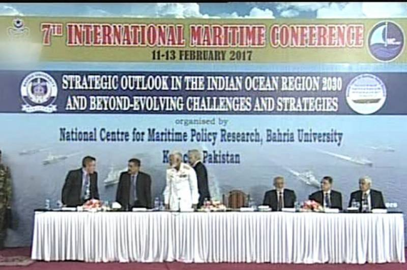 7th International Maritime Conference ended