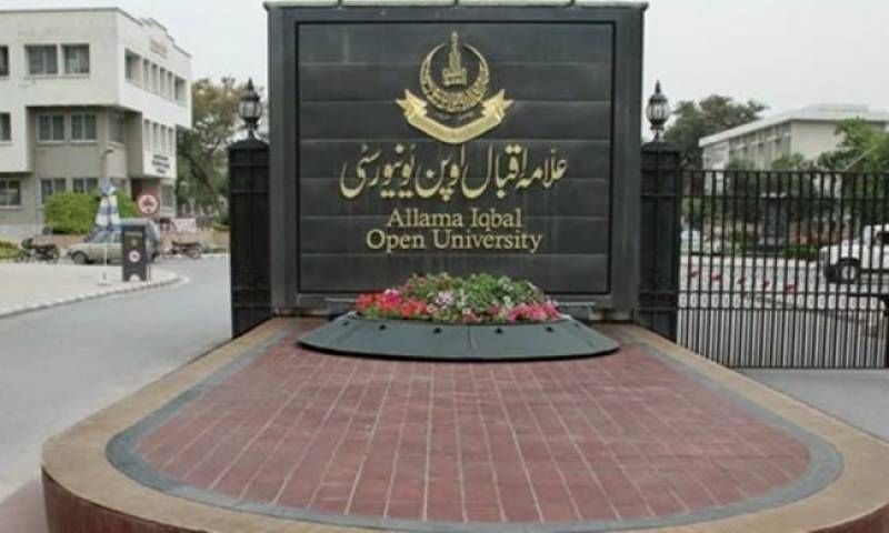 AIOU opens admission for disabled, free education up to PhD level