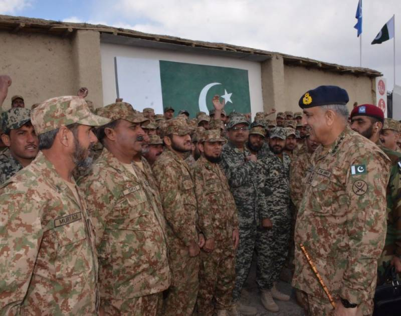 Army to continue supporting mainstreaming of FATA, says COAS Gen Bajwa