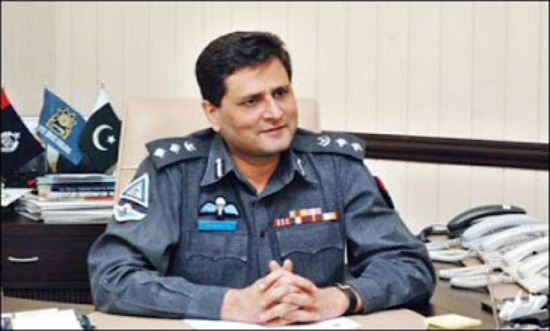 CTO Capt (r) Ahmad Mubeen and SSP Zahid Gondal martyred in Lahore suicide blast