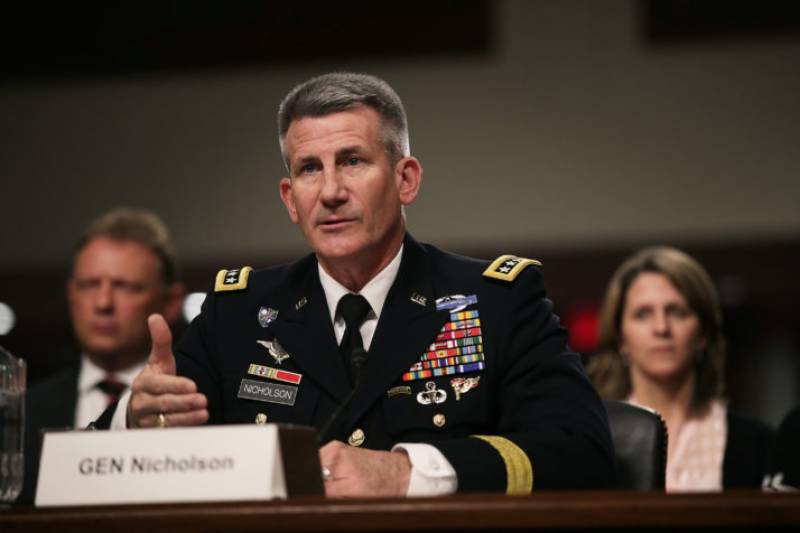 Pakistan's agenda in Afghanistan complicating fight against terrorism, says top US commander