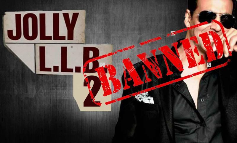 Pakistan's censor board bans Akshay Kumar's 'Jolly LLB 2' over Kashmir militancy