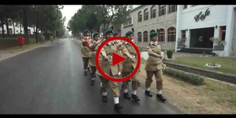 Sisters in Arms - ISPR's empowering message for Pakistani women