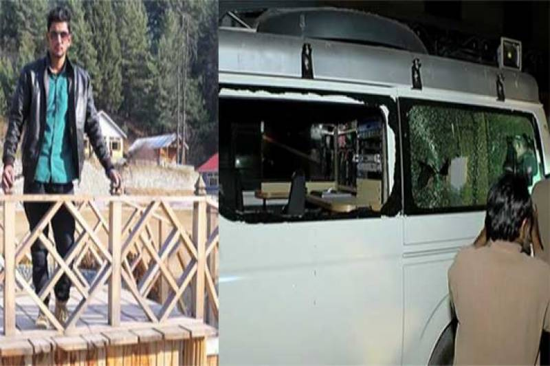 TTP claims responsibility for attack on Samaa TV van
