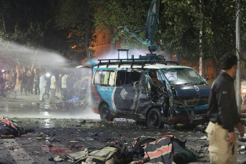 Lahore blast: Picture of suspected facilitator of Charing Cross attack released - with Rs1 million reward