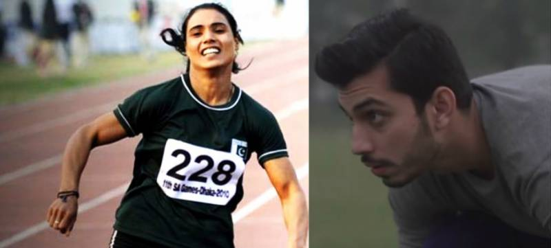 Men fail to beat Naseem Hameed's '#BeatMe at 100m record' -watch video!