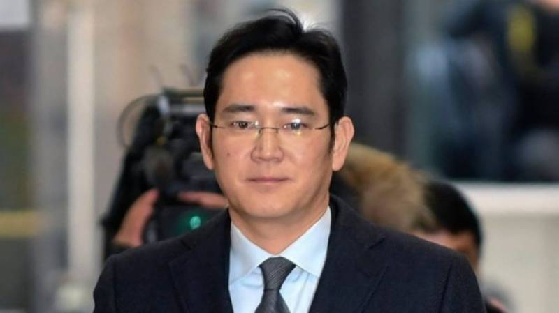 Samsung acting chief Lee Jae-yong arrested in South Korea