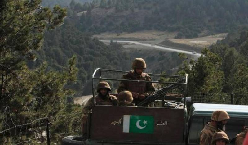 Pakistan Army attacks four Jamaat-ul-Ahrar camps across Afghan border: sources