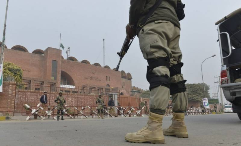 Deadly days 'over': Rangers called in Punjab to help combat terrorism