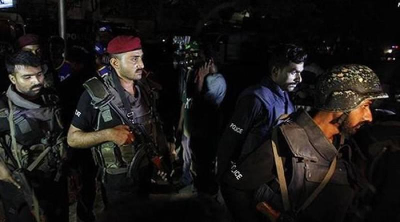 Layyah: CTD kills 5 'terrorists'