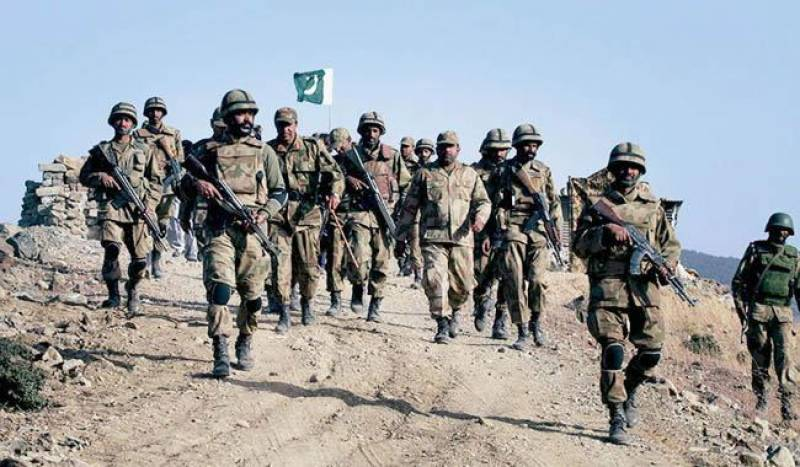Pakistan Army launches second massive assault against terrorists in Afghanistan