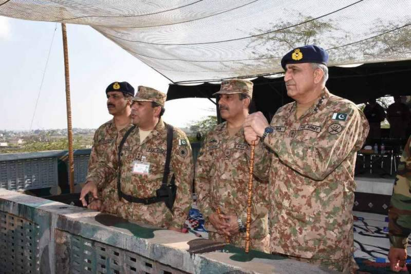 Fully aware of Indian support to terrorism in Pakistan, says Gen. Bajwa