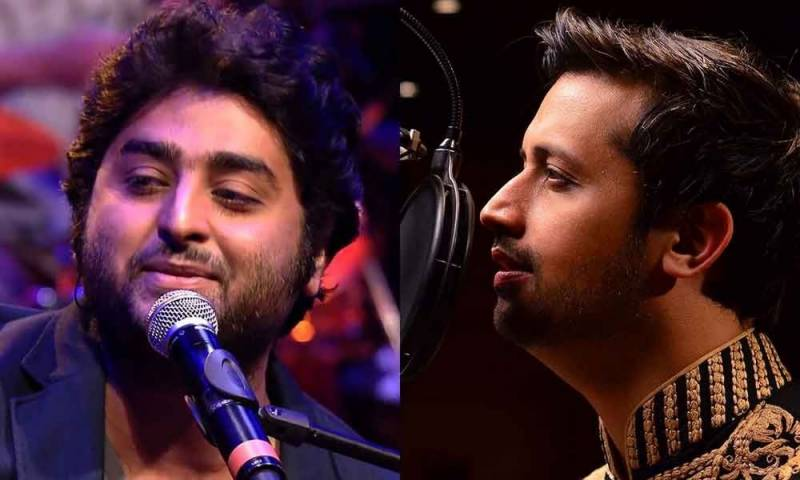 Indo-Pak melodious singers to collaborate for a Bollywood song