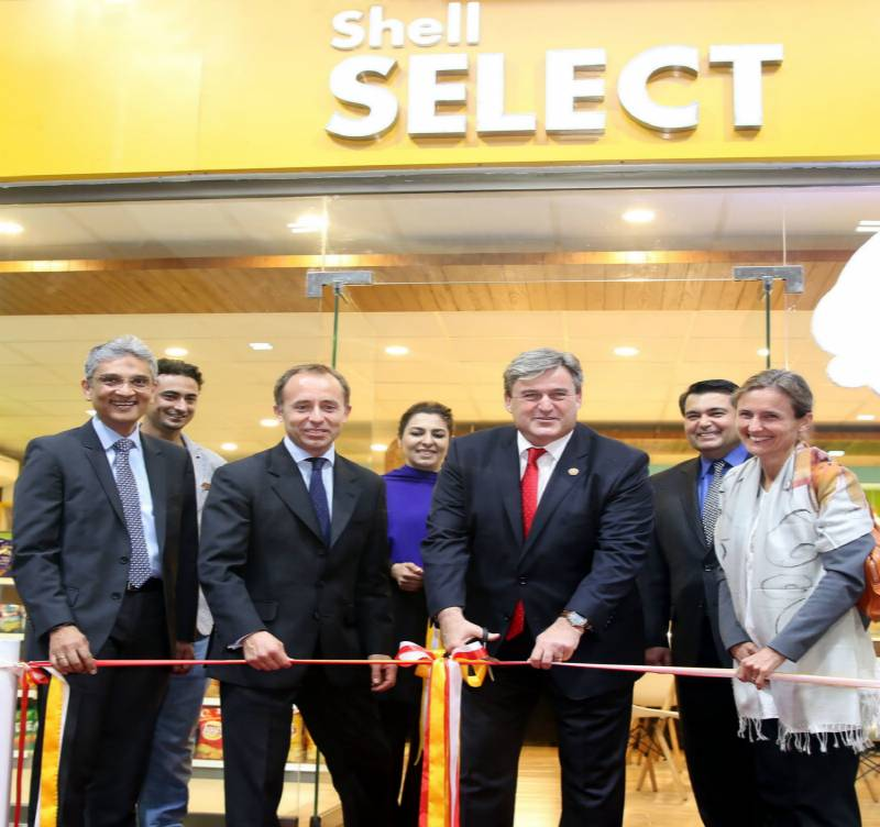 Shell unveils its revolutionary retail ecosystem in Lahore, Islamabad