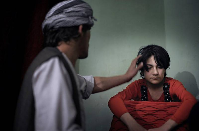 Bacha bazi: the Afghan practice of child sex slavery