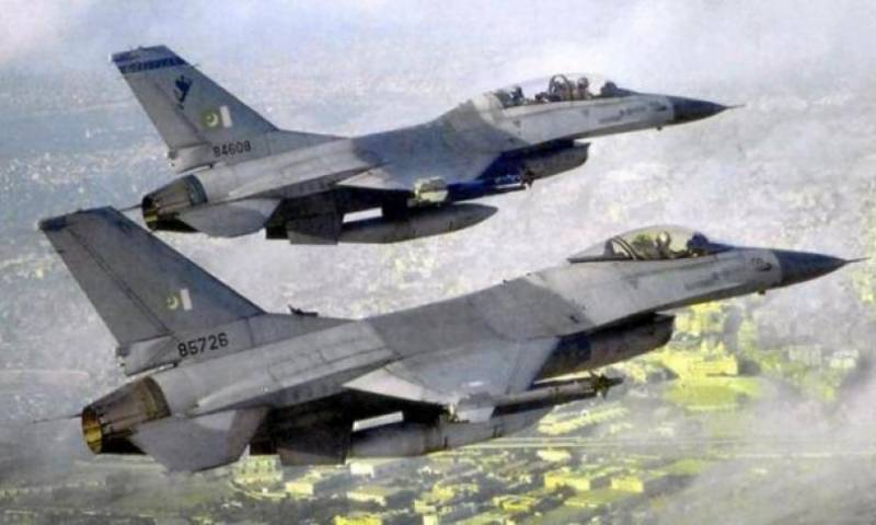 Several terrorists killed as PAF pounds more hideouts in Khyber agency