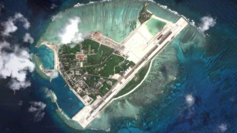 Beijing building structures to house surface-to-air missiles in South China Sea: US intelligence report