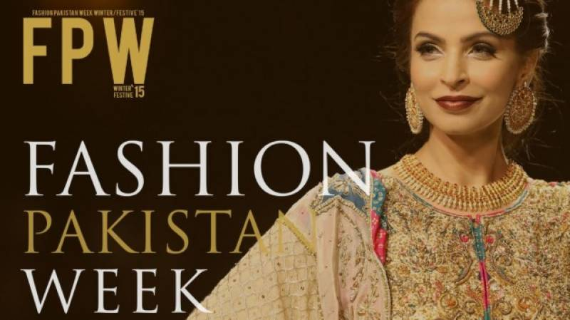 Most anticipated, Fashion Pakistan Week (FPW) kicks off!