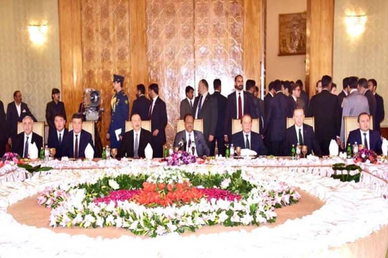 13th ECO summit begins in Islamabad with regional bigwigs