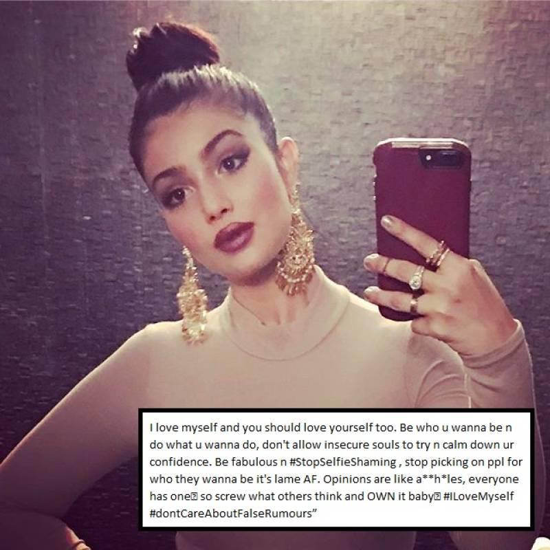 Ayesha Takia finally responds to trolls after plastic surgery row