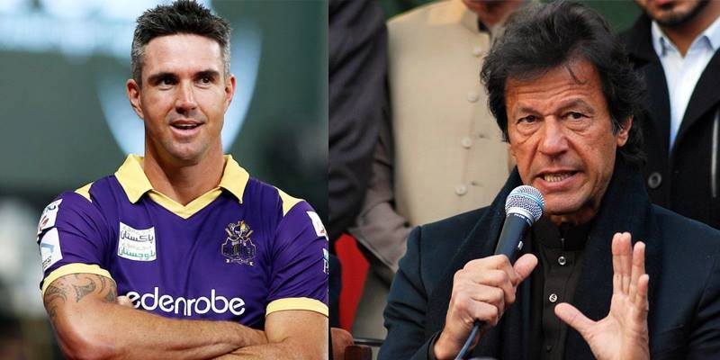 Kevin Pietersen cites Imran Khan's 'madness' comments as reason for not playing PSL final in Lahore