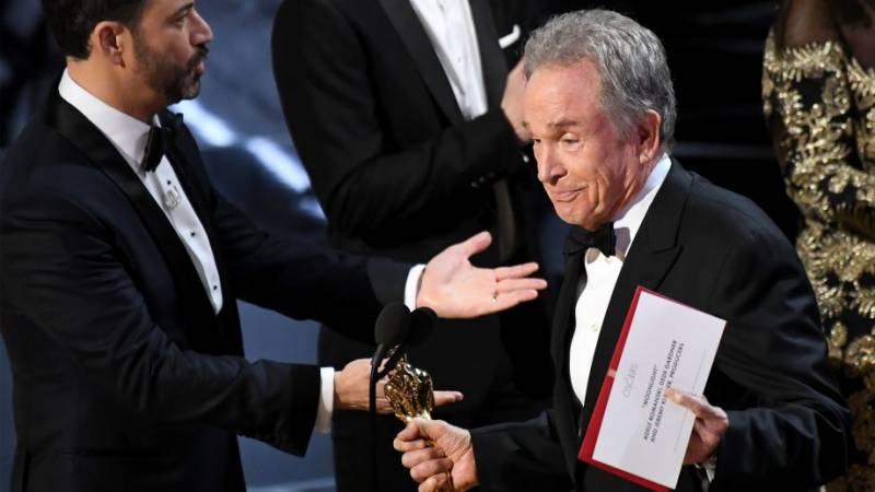 What happened at the Oscars Night? The 'Wrong Envelope' Disaster