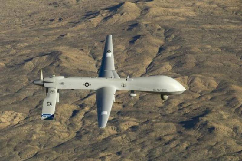 First drone strike under Trump's administration kills two in Kurram Agency