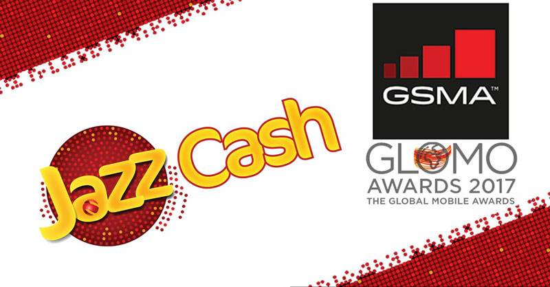 JazzCash wins at GSMA GLOMO awards 2017 in 'Best Mobile for Women'
